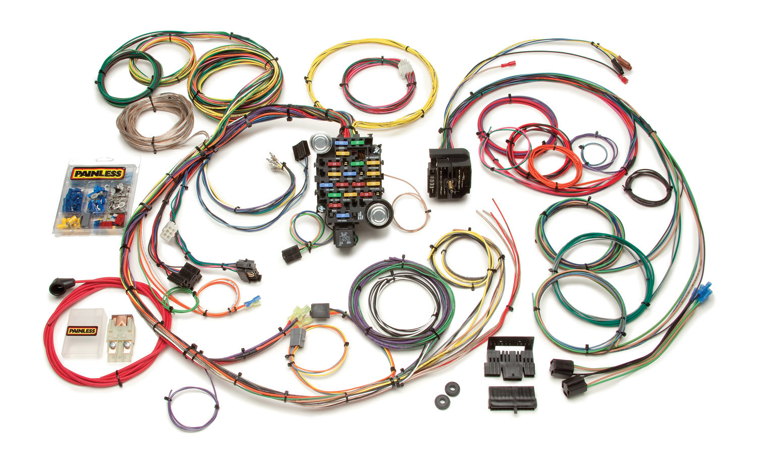 Painless Wiring 24 Circuit 67-68 Camaro/ Firebird Harness