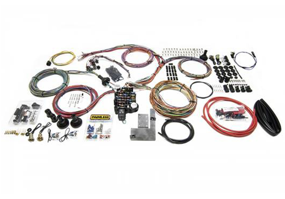 Painless Wiring 55-57 Chevy Wiring Harness Assembly