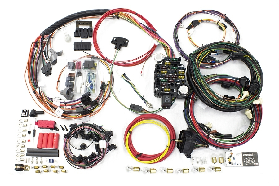Painless Wiring 70-72 Chevelle Wiring Harness 26 Circuit