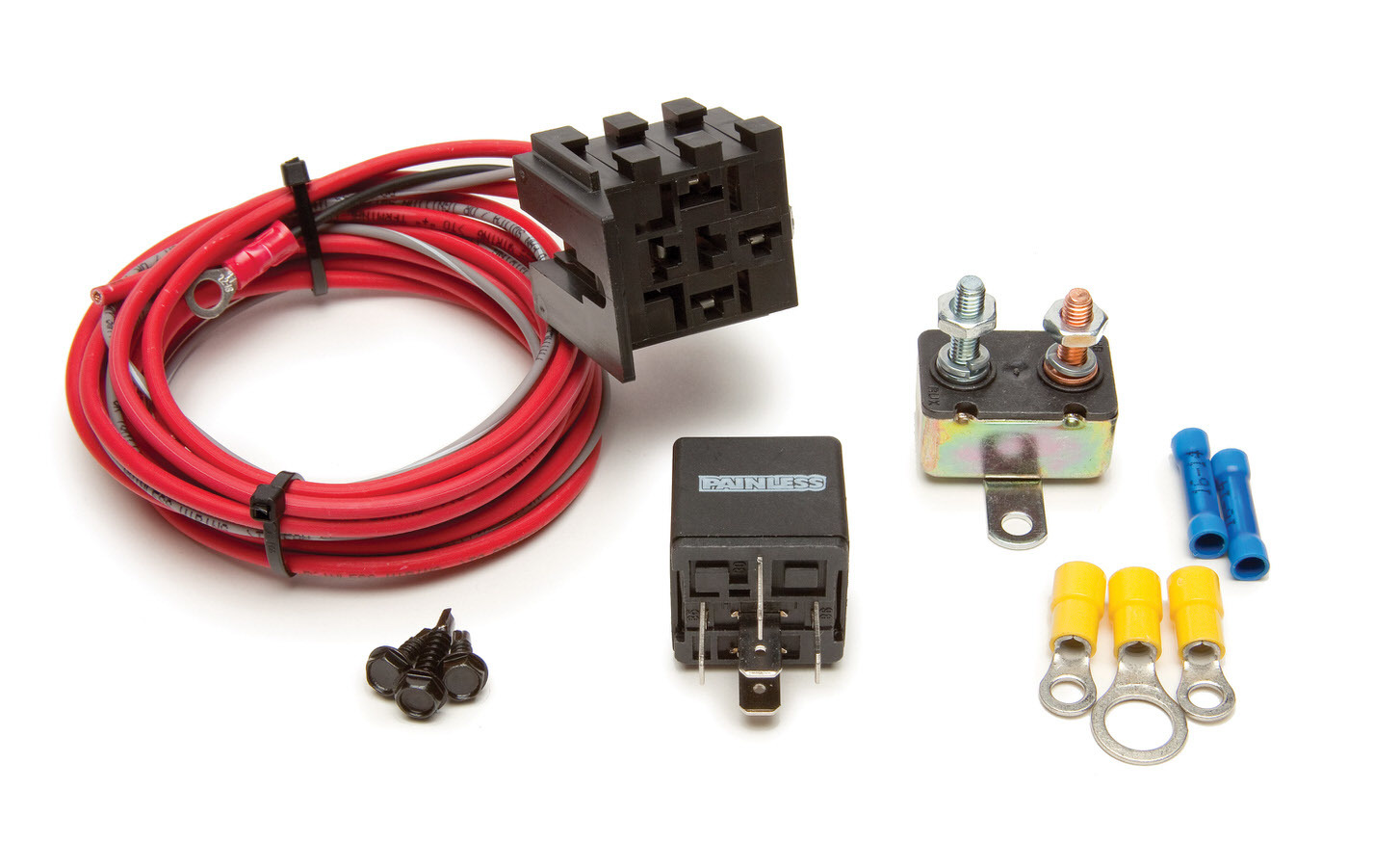 Painless Wiring Electric Fan Relay