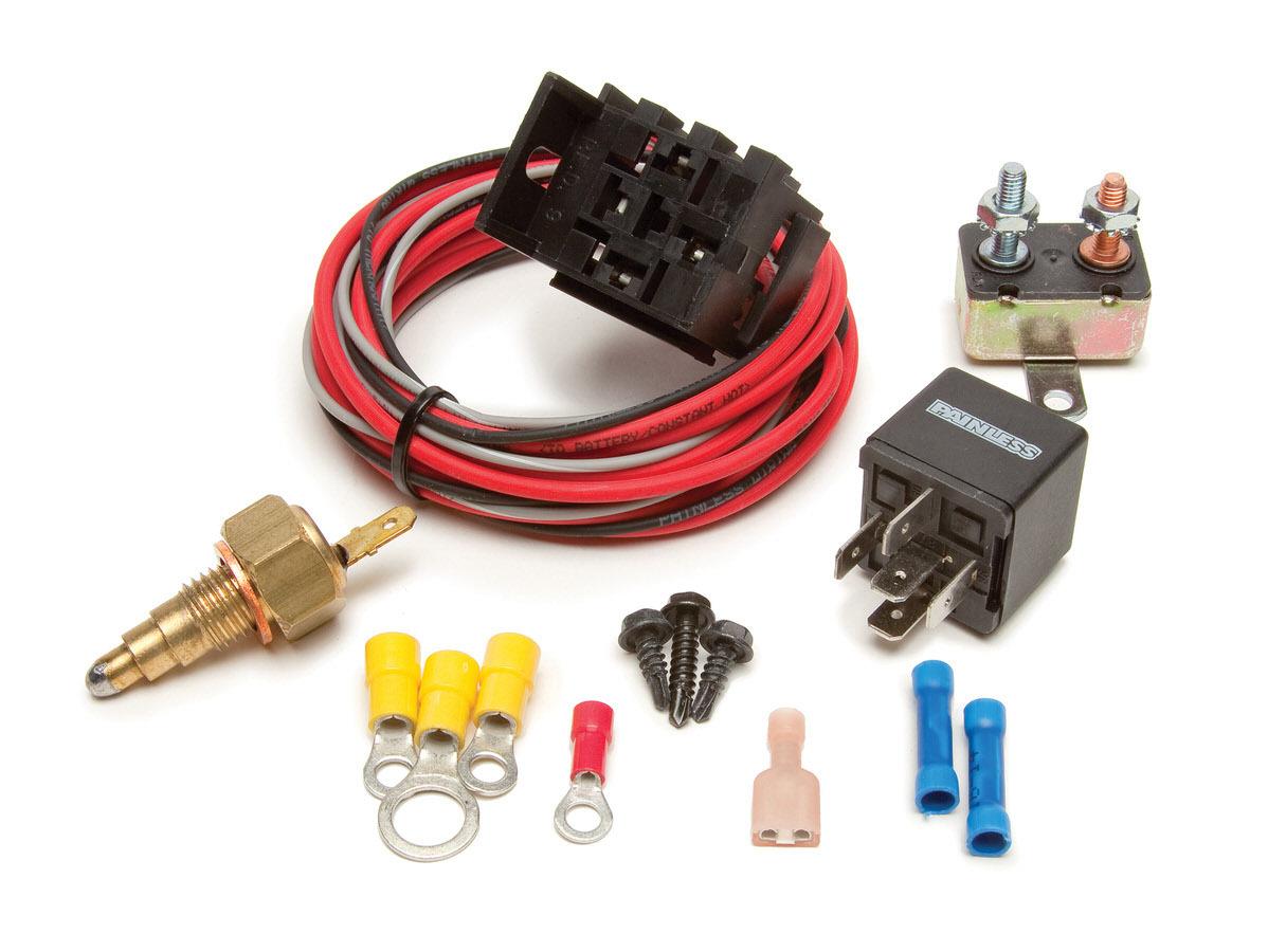 Painless Wiring GM Gen III Fan Relay Kit