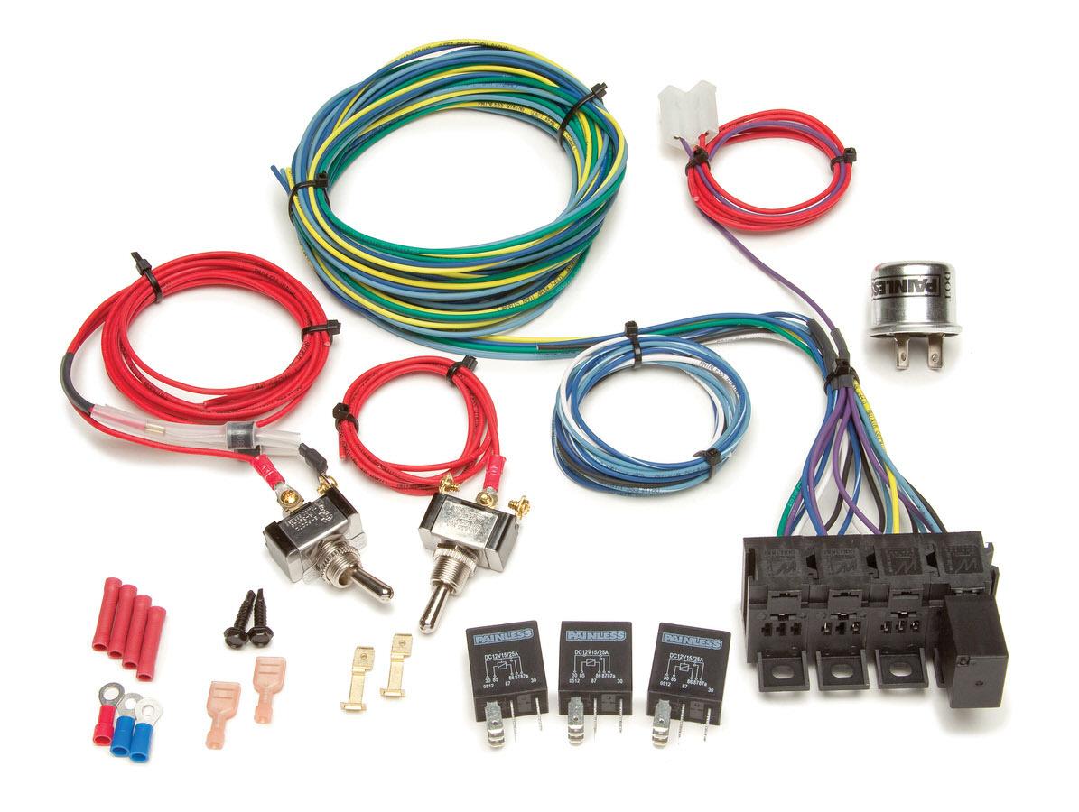 Painless Wiring Universal Integrated Turn Signal Kit