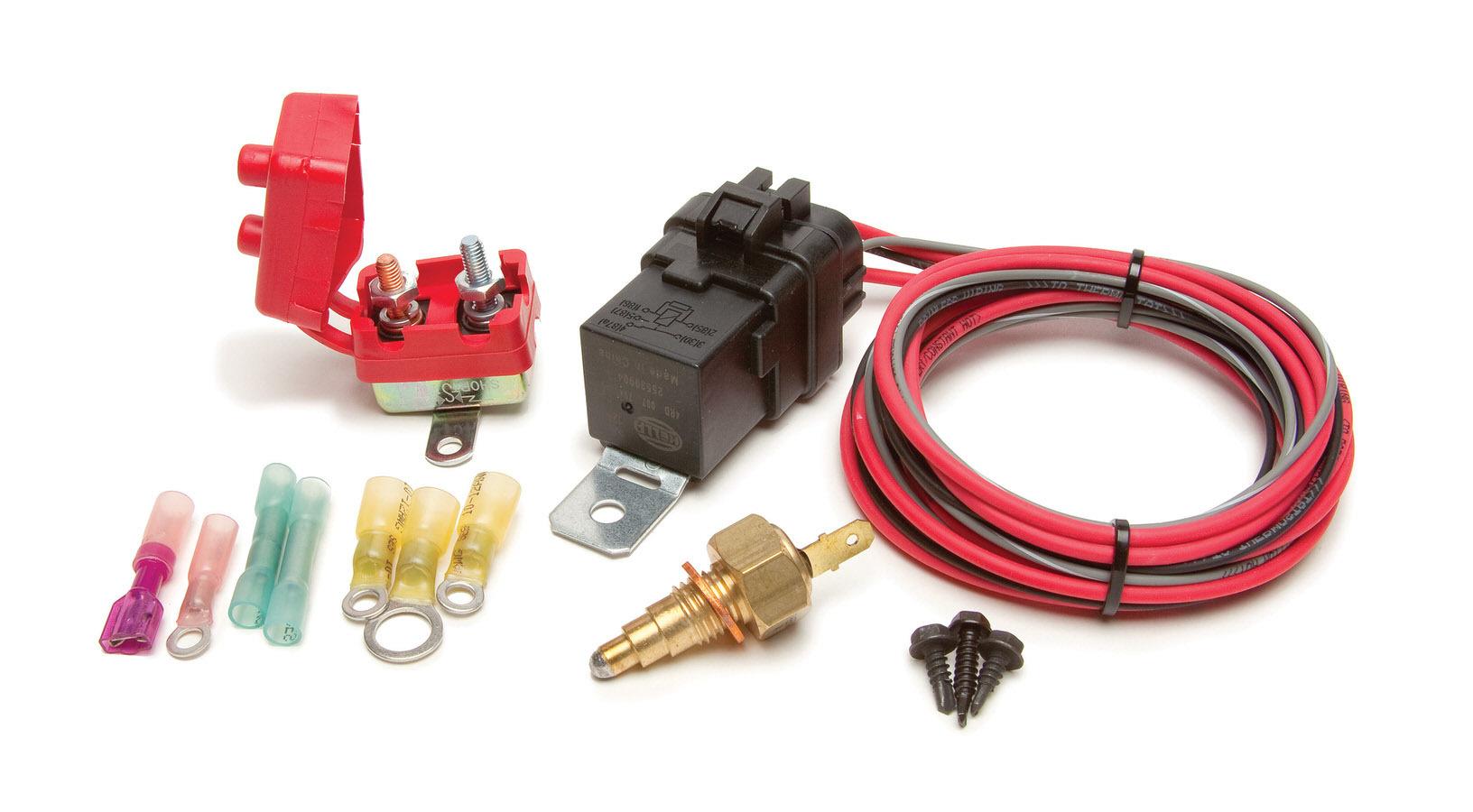 Painless Wiring GM Gen III Waterproof Fan Relay Kit
