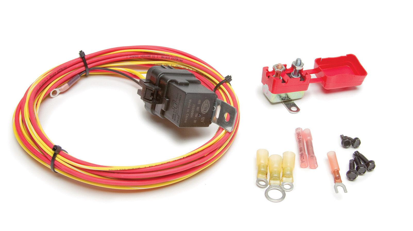 Painless Wiring Weatherproof Fuel Pump Relay