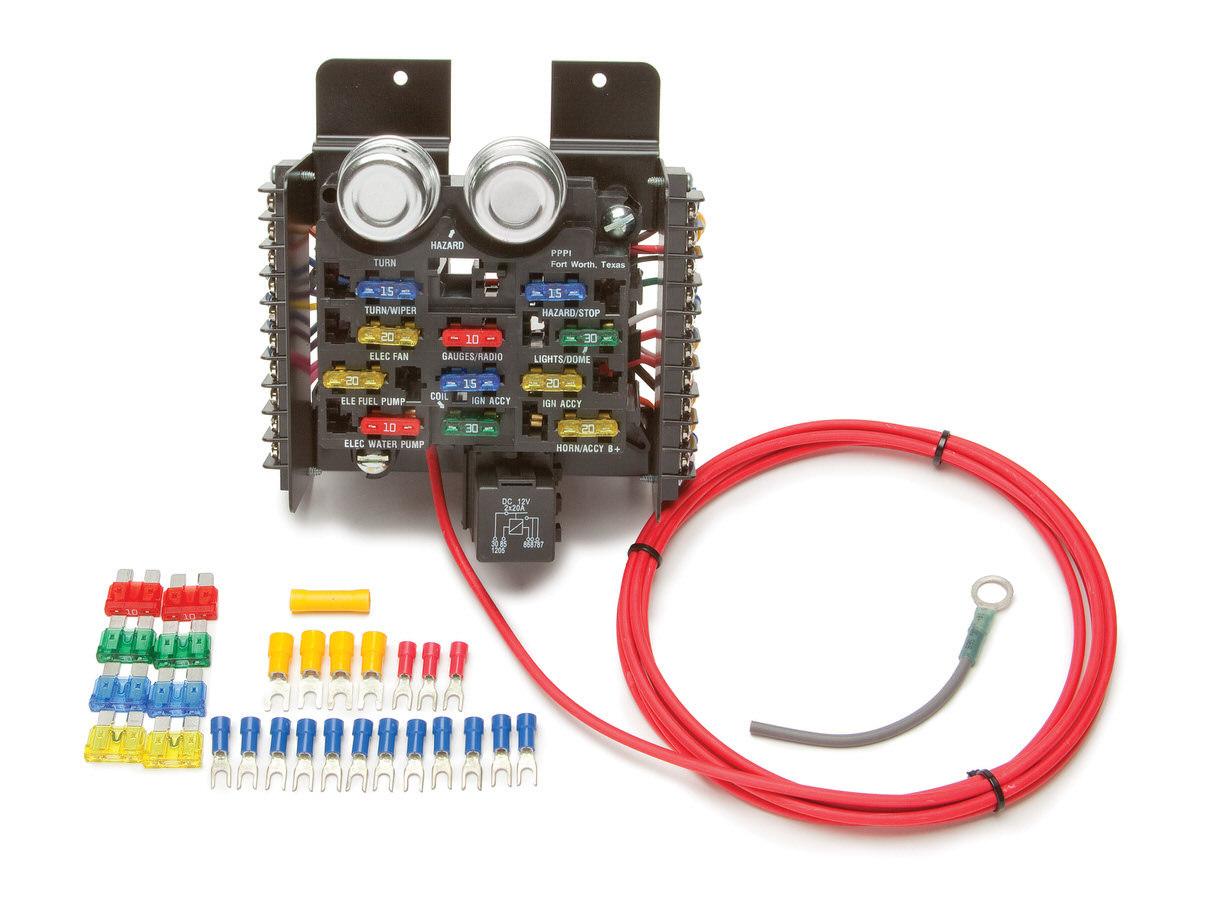Painless Wiring Race Car Fuse Block