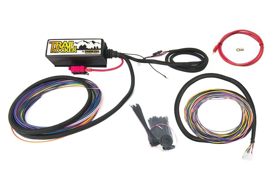 Painless Wiring Trail Rocker Relay Cente r - Customizable