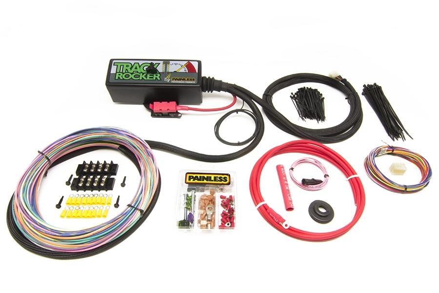 Painless Wiring Track Rocker Relay Cente r Customizable