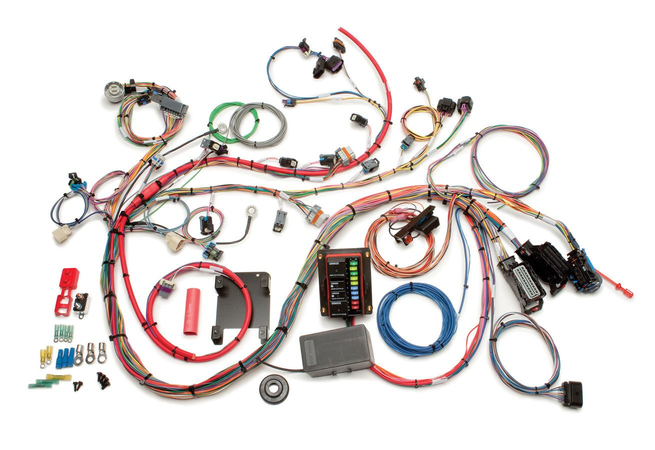 Painless Wiring 06- GM LS2/3/7 Wiring Harness