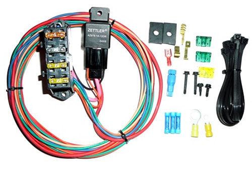 Painless Wiring 3 Circuit HD High Amp Single 70 Amp Relay