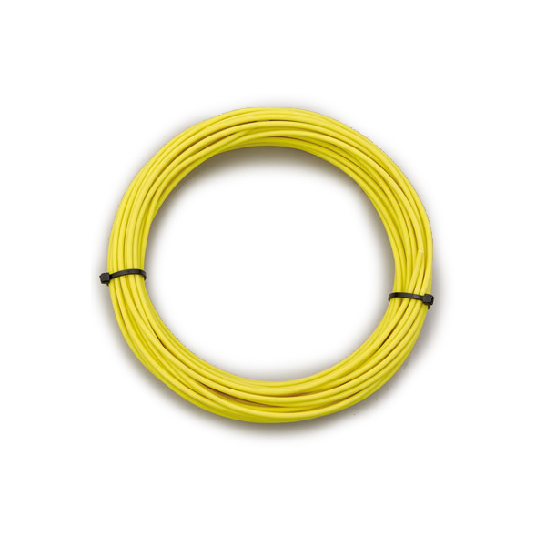 Painless Wiring 18 Gauge Yellow TXL Wire 25ft