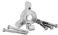 Powermaster Crank Pulley Spacer Kit