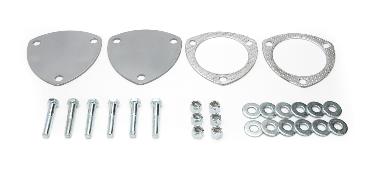 Pypes Performance Exhaust 3in Dump Plate Kit