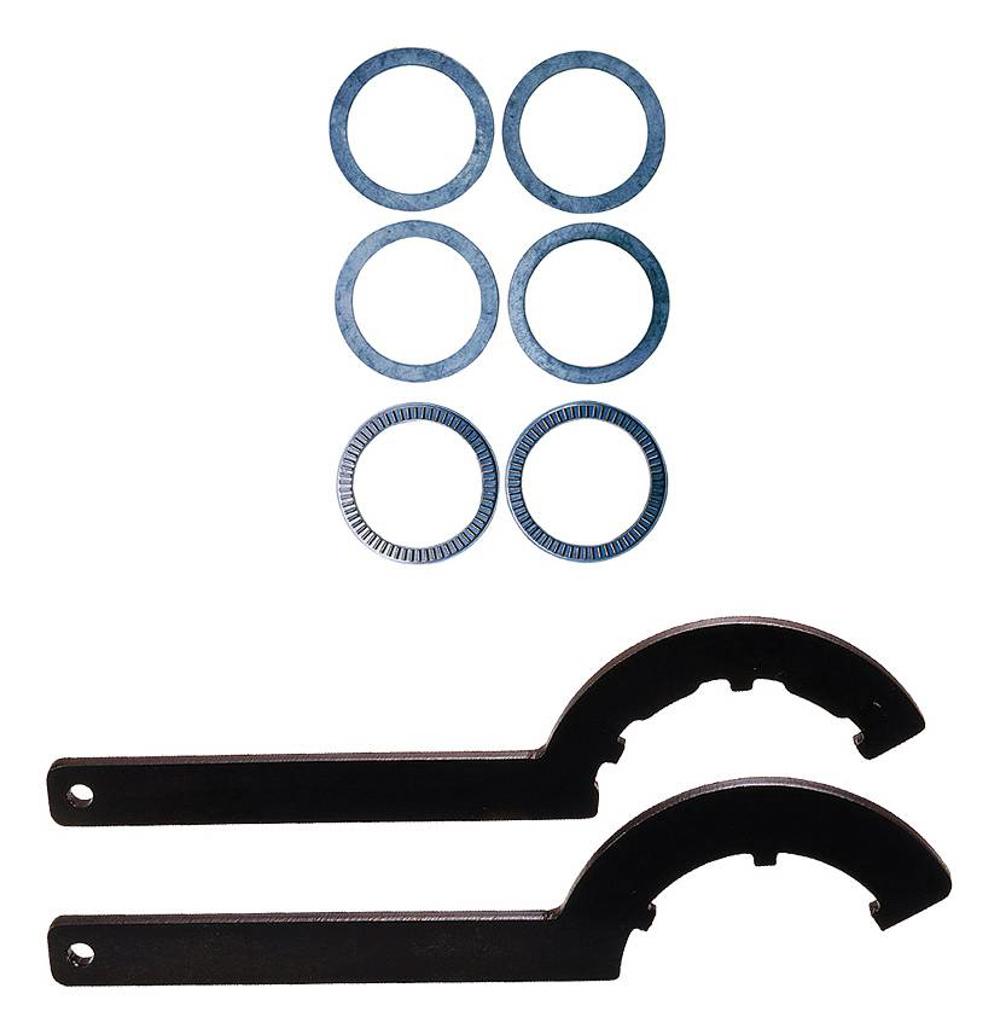 Qa1 Spanner Wrench & Thrust Bearing Kit