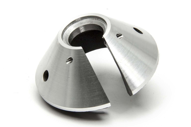 Qa1 C/O Spring Cap - 2.500in Cone Drilled