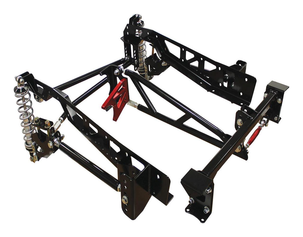 Qa1 Rear Suspension F100 Double Adjustable 65-72