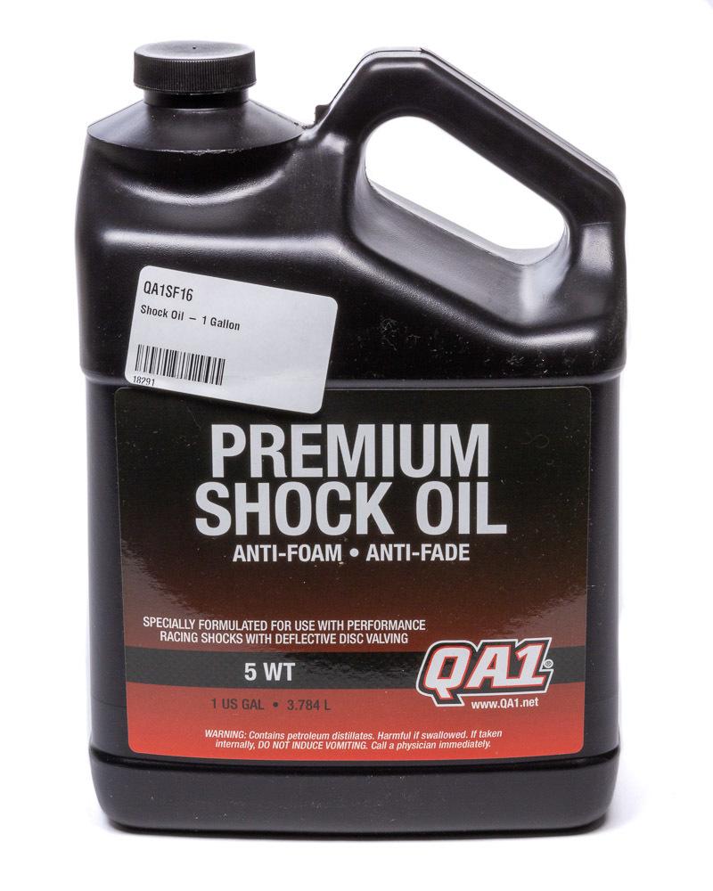 Qa1 Shock Oil - 1 Gallon
