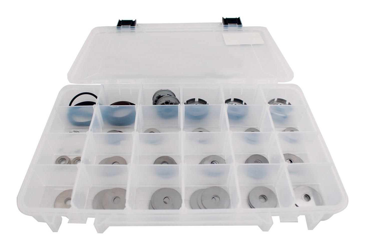 Qa1 Shock Tuning Kit - For Large Body
