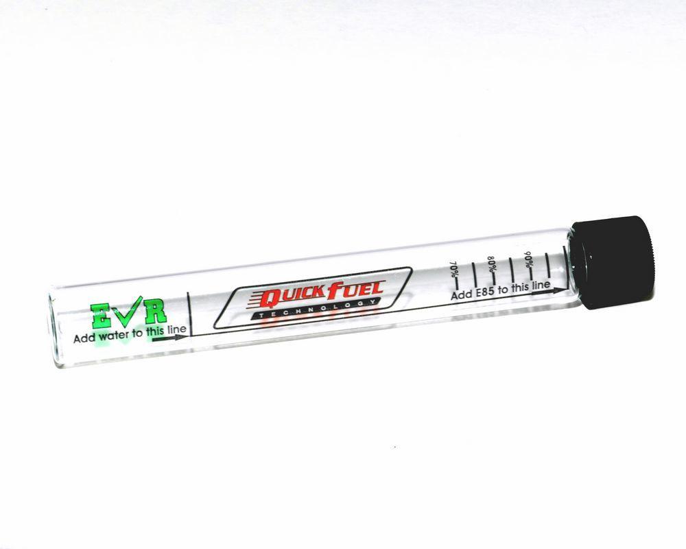 Quick Fuel Technology E-85 Fuel Sample Test Tube Kit