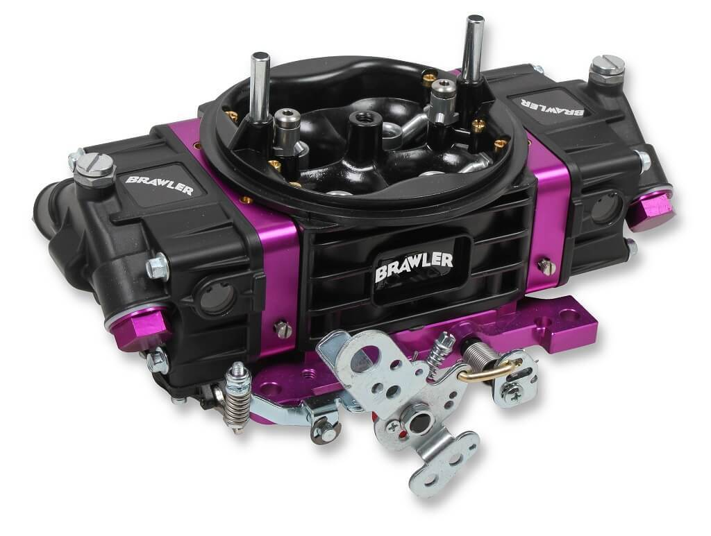 Quick Fuel Technology 750CFM Carburetor Brawler Q-Series Black