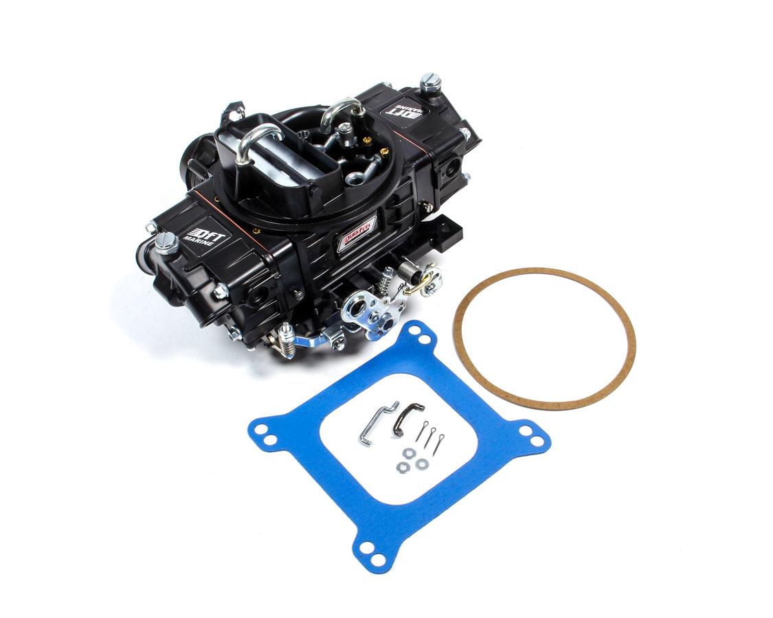 Quick Fuel Technology 850CFM Carburetor - Marine w/Electric Choke