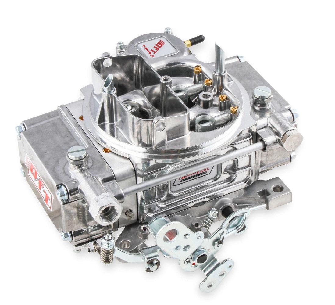 Quick Fuel Technology 450CFM Carburetor - Slay Series  wo/Choke