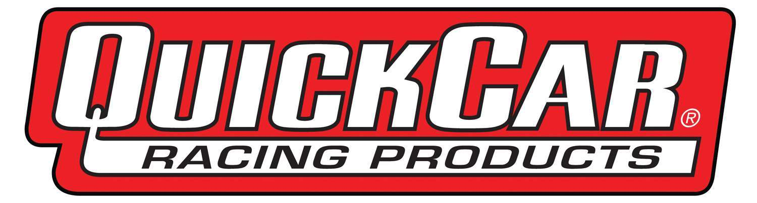 Quickcar Racing Products Quick Car Decal 3in x 11in