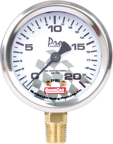Quickcar Racing Products 0-20 Dry Head Only