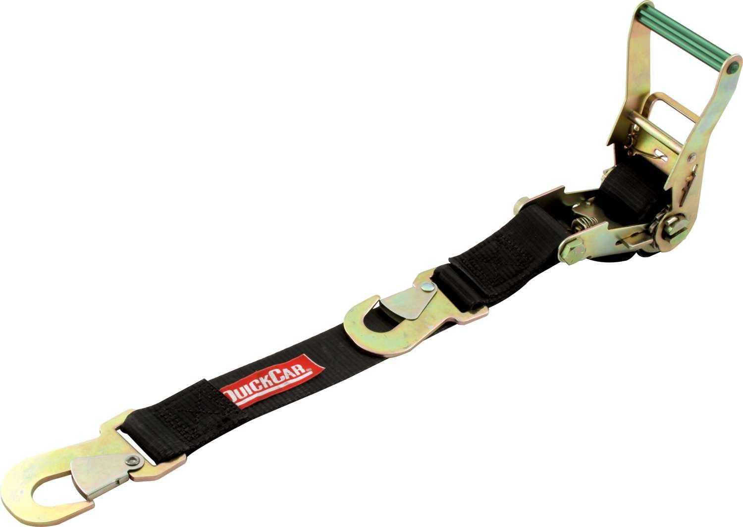 Quickcar Racing Products Tie Down Ratchet Strap