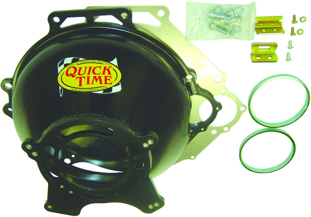 Quick Time Bellhousing Ford 4.6/5.4 to Tremec TKO 500/600/T5