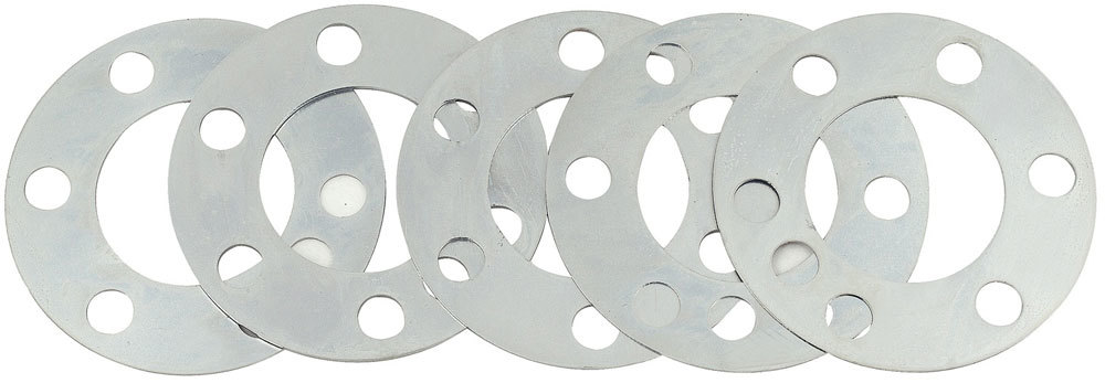 Quick Time Flexplate Spacer Shims GM LS1 5pk