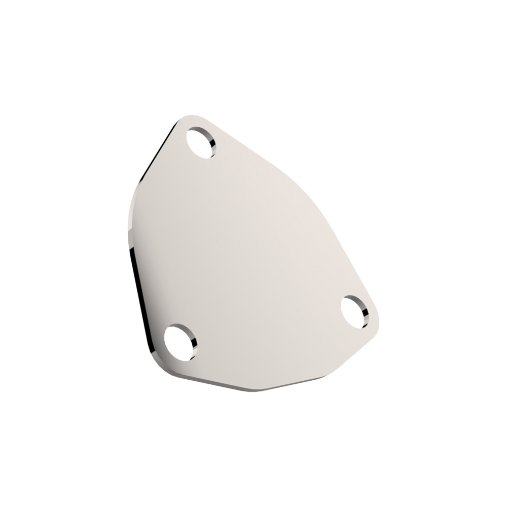 Quick Time Performance 2.50 Inch 3 Bolt Cover P late