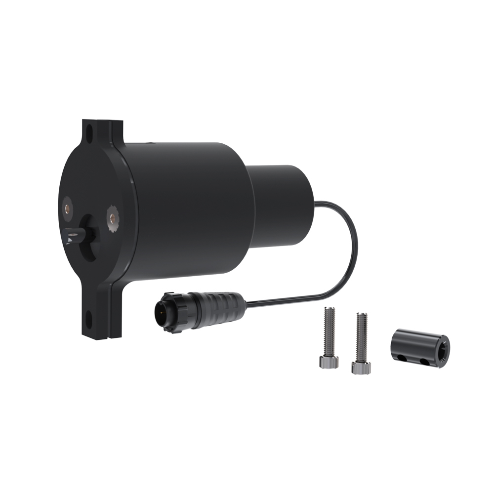 Quick Time Performance Motor Kit for QTP Electr ic Exhaust Cutouts