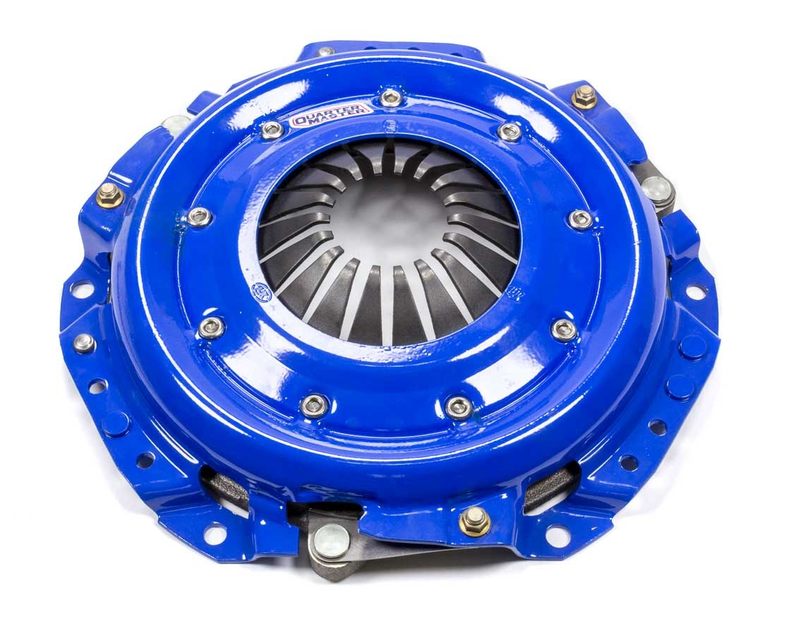 Quarter Master Clutch Cover Assembly w/Iron PP