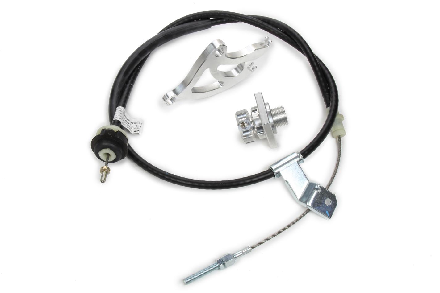 Ram Clutch Adj Clutch Cable Kit Mustang 5.0L 1979-95