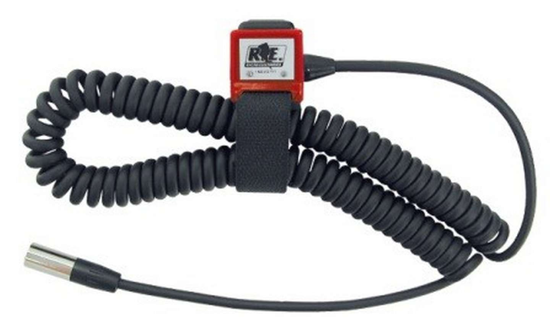 Racing Electronics Push-To-Talk Switch Velcro Mount