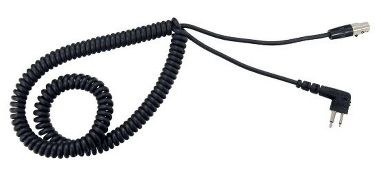 Racing Electronics Headset Cable Motorola Twin Pin