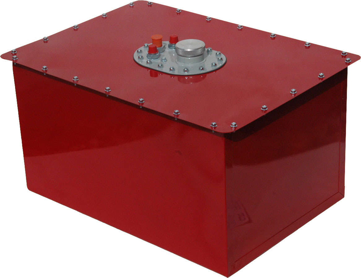 Rci Fuel Cell 22 Gal w/Red Can 10an Pickup