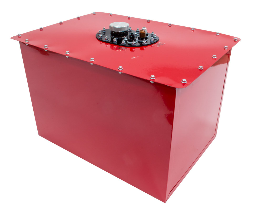 Rci Fuel Cell 26 Gal w/Red Can 10an Pickup
