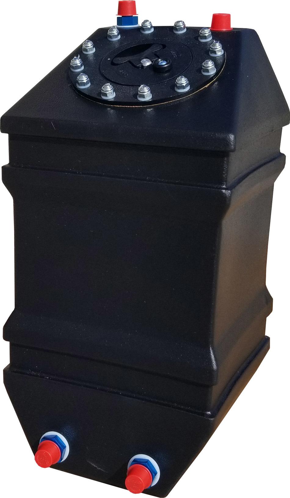 Rci Fuel Cell Poly 4 Gal w/ Foam