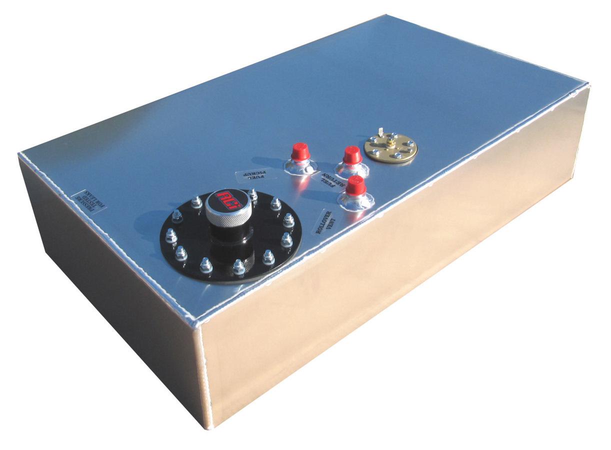 Rci Fuel Cell Alum. 17 Gal w/sender