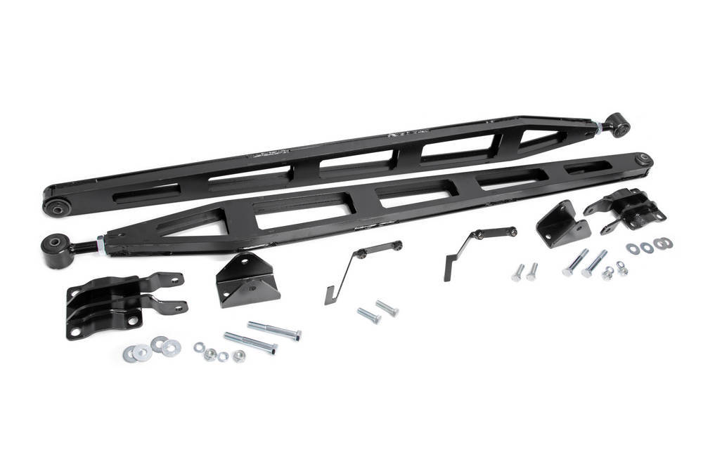 Rough Country Ford Traction Bar Kit 15-19 Ford F-150 4WD
