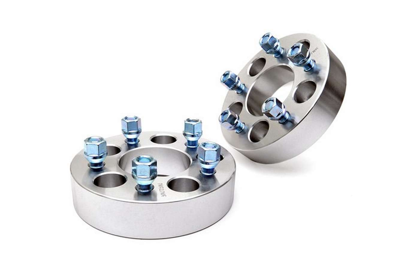 Rough Country 1.5-inch Wheel Spacer Pa 5x4.5 Pair