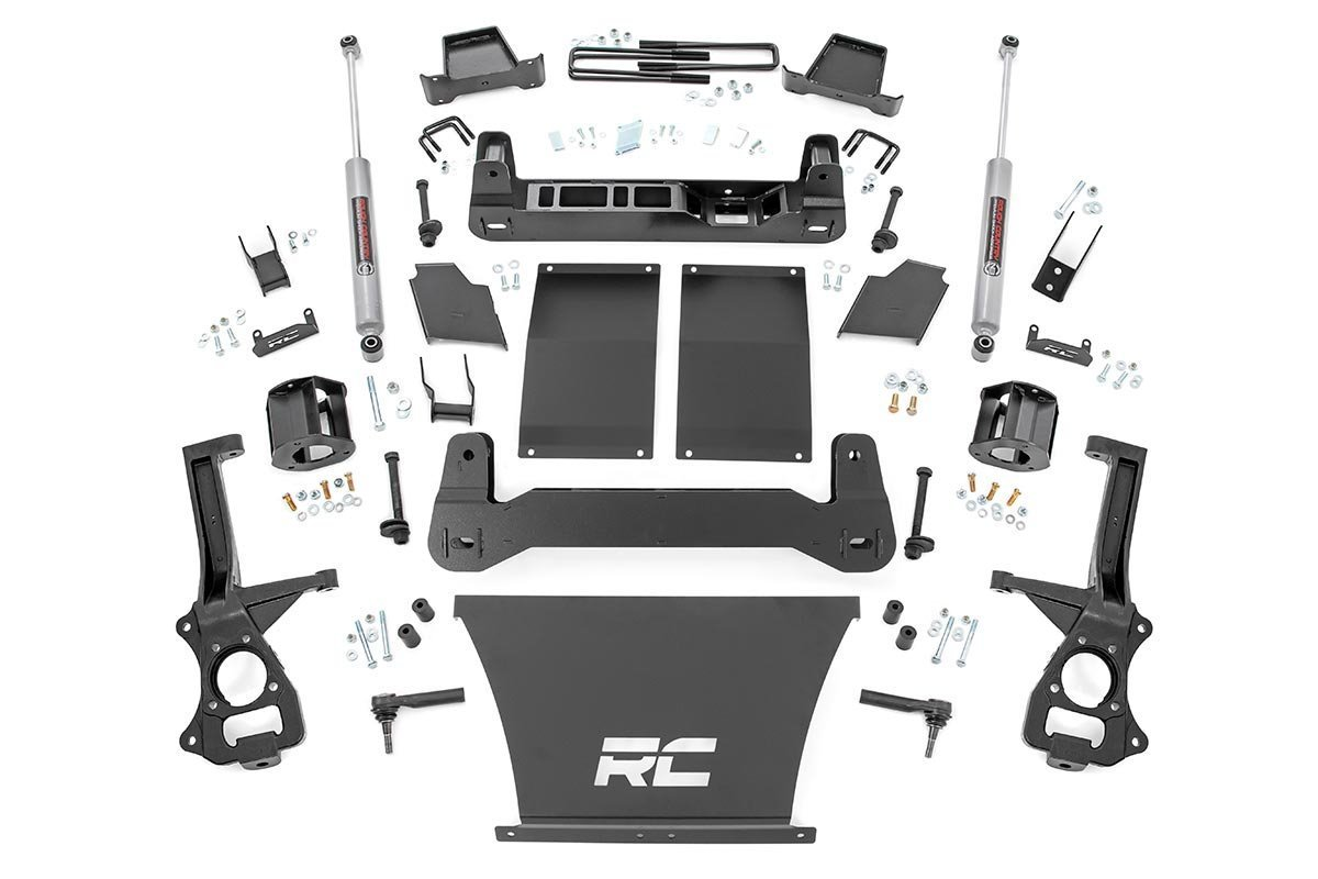 Rough Country 19-   GM P/U 1500 6in Suspension Lift Kit