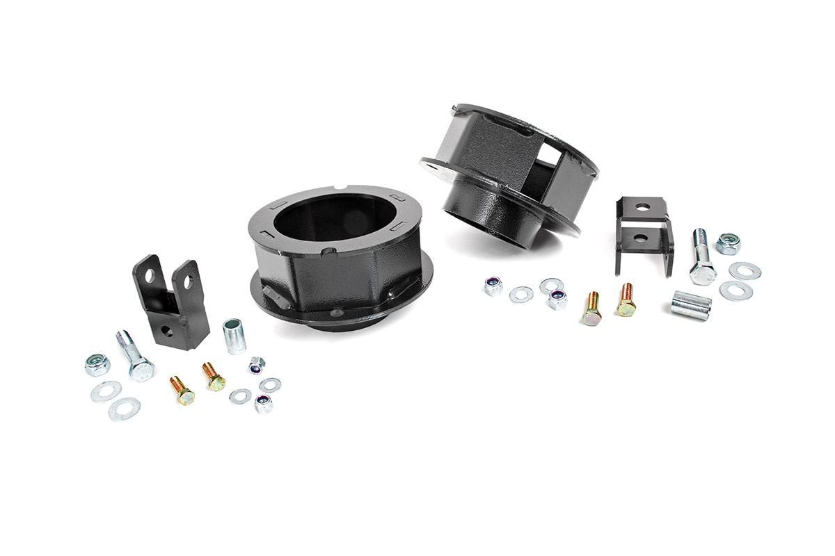 Rough Country 14-16 Dodge Ram 2500 2.5in Front Leveling kit