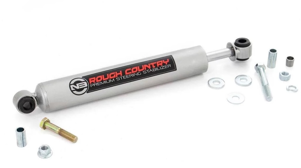 Rough Country Steering Stabilizer