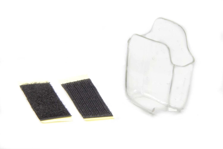 Raceceiver Helmet Holder w/Velcro