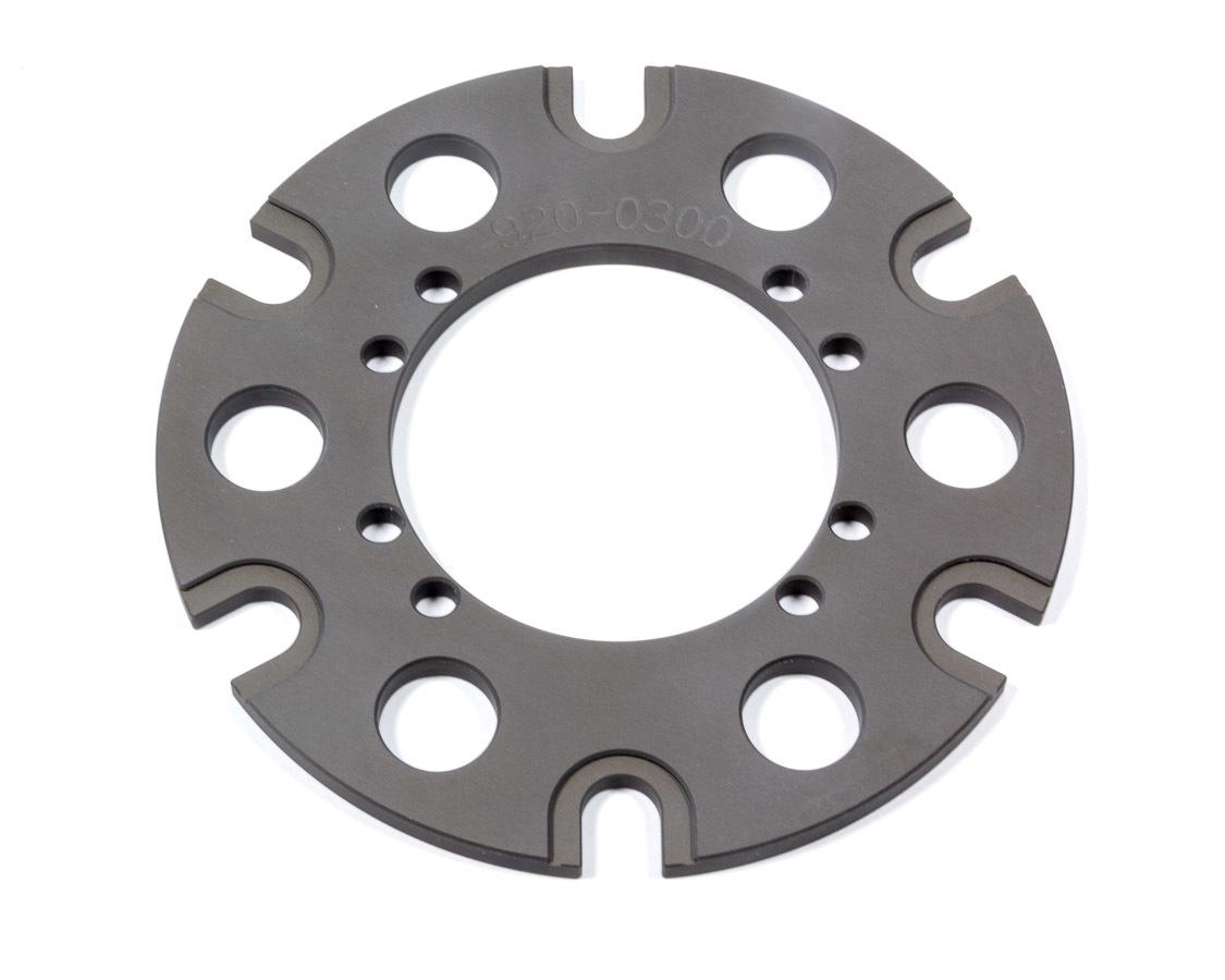 Red Devil / Ultra Lite Brakes Hub Plate for 10.4 Rotor Aluminum