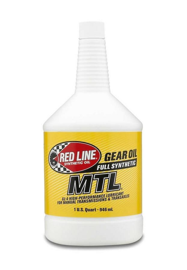 Redline Oil MTL Manual Trans Lube- 1 Quart- 75W/80W GL-4