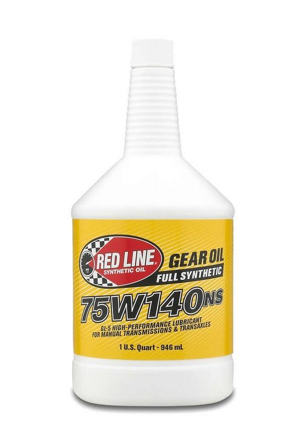 Redline Oil 75W140NS Gear Oil