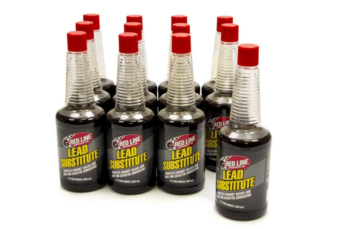 Redline Oil Lead Substitute Case/12- 12oz